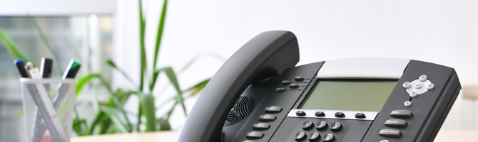 VOIP Voice over IP business phone solutions.